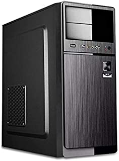 WTYD Computer Accessories T5 USB 2.0 Main Chassis 400x190x410mm Micro-ATX/ATX PC PC Desktop Computer Case Used for Computer