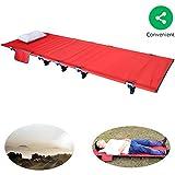 BSFYUK Folding Camping Bett Nettogewicht 2,5 kg...