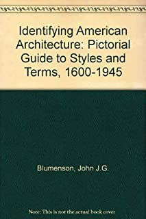 Identifying American Architecture