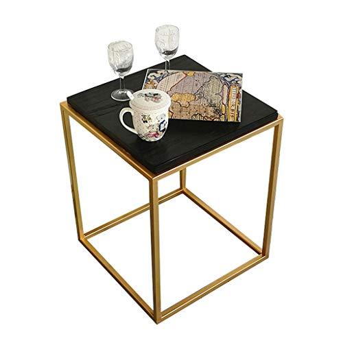 TLMY Mesa auxiliar pequeña | Mesita de noche | Escritorio de ordenador | Mesa de centro | Mesa de teléfono | Muebles de pasillo para el hogar, sala de estar, mesa plegable blanca (color : B)
