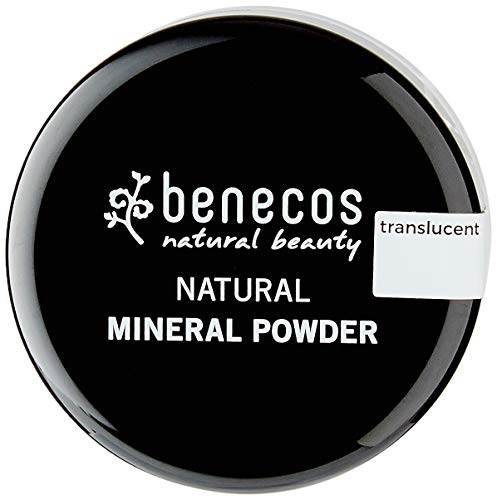Benecos Natural Mineral Powder Golden Translucent 10g