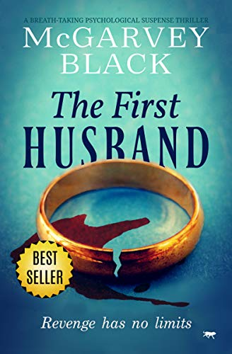 The First Husband by McGarvey Black ebook deal