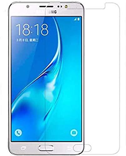 MUNDDY Protector de Pantalla para Samsung Galaxy J3 2016,J310, Cristal Vidrio Templado Espesor 0,30 mm, 2.5D Round Edge, [9H Dureza] [Alta Transparencia] [Sin Burbujas] (2 Protectores)