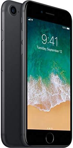 (Refurbished) Apple iPhone 7 Matte Black 32GB...