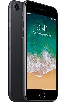 Refurbished  Apple iPhone 7 Matte Black 32GB Verizon Unlocked