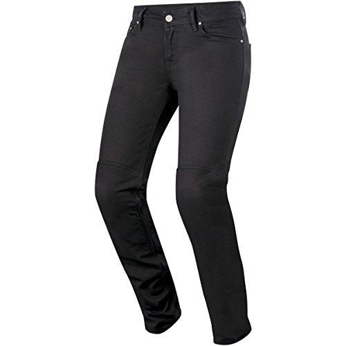 Alpinestars Daisy Women´s Denim Motorrad-Jeans Größe: 32 Farbe: Schwarz