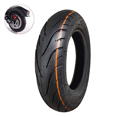 SLRMKK Electric Scooter Tires, 10 Inch 10X2.25Inner and Outer Tires, High Elastic Anti-Skid Wear-Resistant Rubber, Suitable for Electric Scooter Tire Accessories