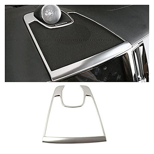 CCHAO FIT FOR Volvo XC60 2018-2020 Pegatina Interior del automóvil Dashboard Aire acondicionador de Aire Vent de ventilación Marco Engranaje Panel de Cambio de la Lectura Cubierta de luz