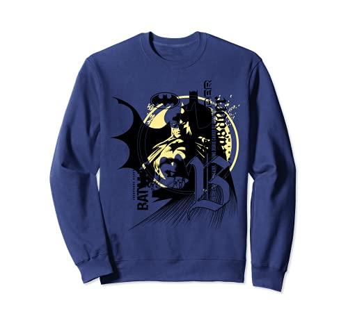 US DC Batman Fashion Obey 01 - Color Sudadera