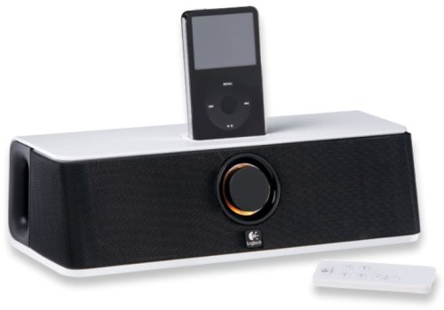 travel speakers for ipods Logitech AudioStation Express for iPod