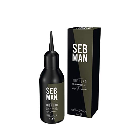 Seb Man Gel Liquido Modellabile - 75 ml