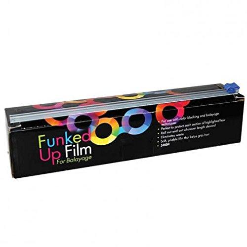 Framar profesional Salon pelo tinte balayage Funked Up pelo Lámina de película 500M -