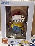 Despicable Me Minions Bob with Teddy Bear Ornament