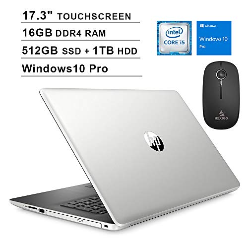 2020 HP Pavilion 17.3 Inch Touchscreen...