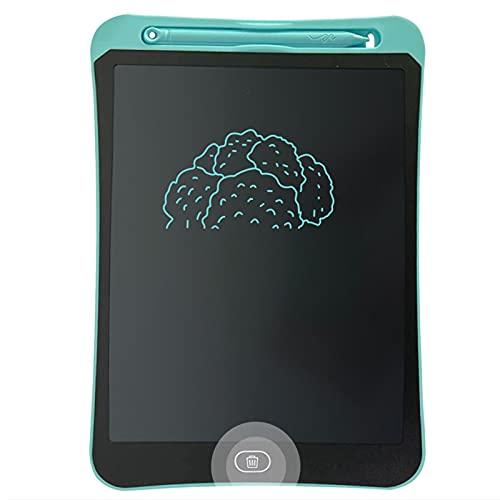 Wihgfcv Lavagna 8.5 15 18 20 Pollice Drawing Electronic Board LCD Screen Screen Scrittura Tablet Digital Graphic Drawing Tablets Pad per la Scrittura a Mano Elettronica (Color : 15 inch Light Blue)