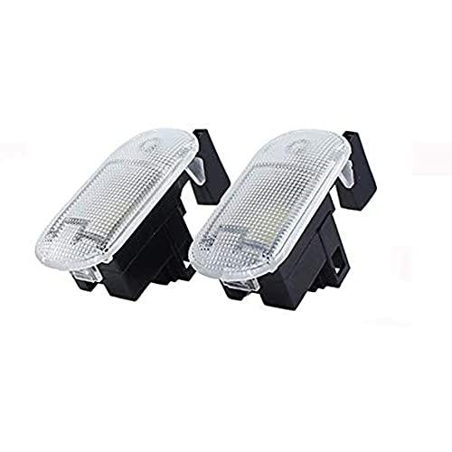 GOFORJUMP LED luz de la lámpara de la guantera para V/W B/ettle B/Ora G/olf Variant Caddy Touran Touareg para S/Koda Excelente Fabia Yeti Octavia