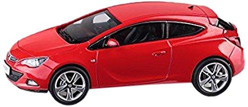 Opel Astra J GTC, rot, 2012, Modellauto, Fertigmodell, I-Motorart 1:43