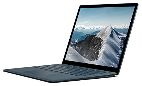 Microsoft Surface Laptop (Intel Core i5, 8GB RAM, 256GB) - Cobalt Blue