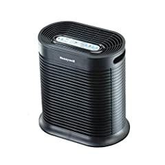 Medium room air purifier: Recommended for medium rooms (up to 155 square feet) this true HEPA allergen remover air purifier helps capture up to 99.97 percent of airborne particles as small as 0.3 microns Easy to Use; With quiet operation, Easy Tap co...