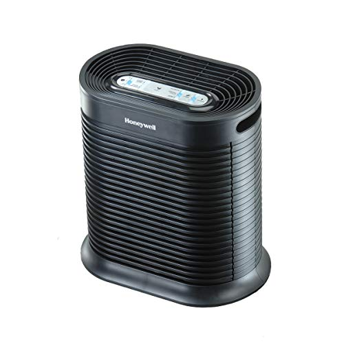 Honeywell HPA100 True HEPA Air Purifier Black, Medium Room