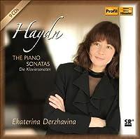 ピアノ・ソナタ全集 エカテリーナ・デルジャヴィナ(9CD)