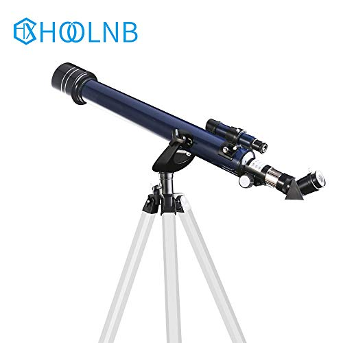 Best Deals! HOOLNB Refraction Astronomical Telescope Portable Tripod Space Spotting Scope Monocular ...