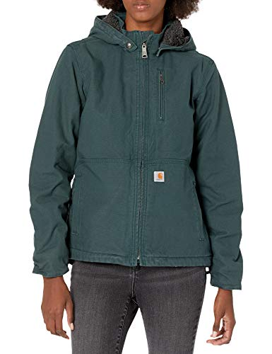 Carhartt Caldwell - Chaqueta para mujer (talla regular y grande) -  Verde -  3X