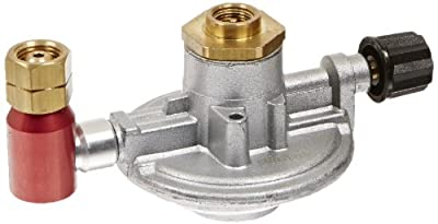 WLD-TEC 6.000.750 Gas-Safety Adapter with Integrated Pressure Regulator and Shut Off Valve for Gas Cartridge 444 Express from WLD-TEC