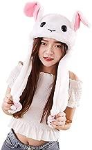 Plush Unicorn Hat Cap Animal Pop Up Ears Hat Halloween Christmas Novelty Cosplay