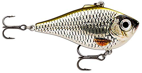 Rapala Rippin Rap RPR07 - Señuelo para pesca de spinning, 7 cm, 24 g, color Live Roach