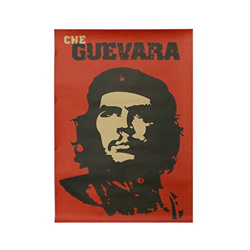 YoungerY (1PC Che Guevara Kraftpapier Poster Wanddekoration