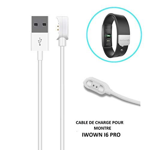 King Hightech - Cable de carga para reloj de pulsera iwn i6 Pro