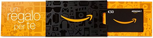 Buono Regalo Amazon.it - €30 (Busta Amazon Arancione)