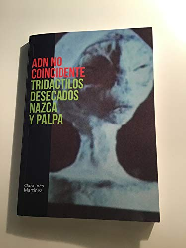 ADN NO COINCIDENTE TRIDACTILOS DESECADOS DE NAZCA Y PALPA