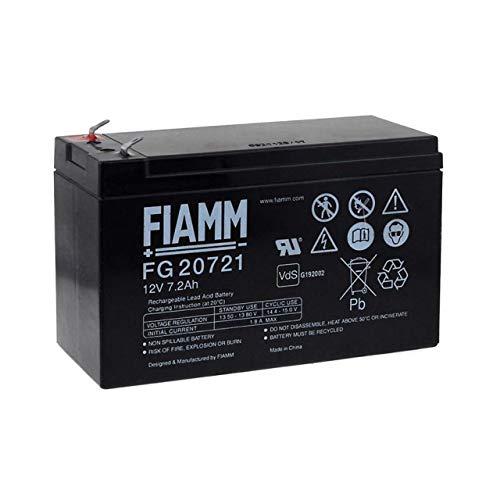 FIAMM Batteria ricaricabile al piombo FG20721 Vds