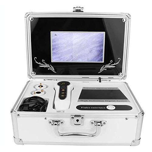 WFZGZ Detector De Piel, 7 Pulgadas Analizador del Detector del Cuero Cabelludo...