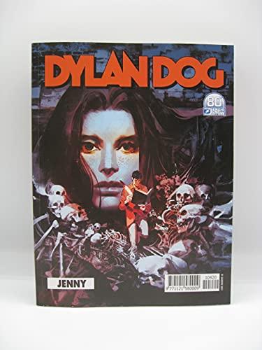 Dylan Dog & Vasco Rossi n°420 Jenny