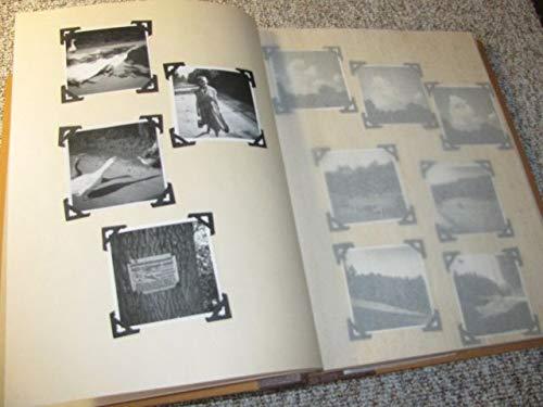 Dekoratives Fotoalbum DDR Thüringen-Fahrt 1954