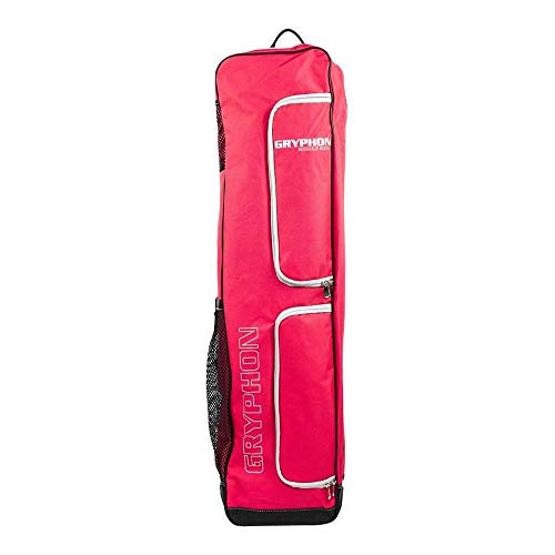 GRYPHON Middle Mike Hockey Bag - Red