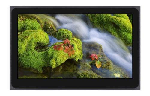 WIFIGDS 10 inch reis-monitor, 1366x768 16:9 CCTV beeldscherm, wandmontage, veldmonitor, ingebouwde luidspreker, winkel, PC, camera, Xbox draagbaar gaming-display met HDMI AV VGA USB BNC