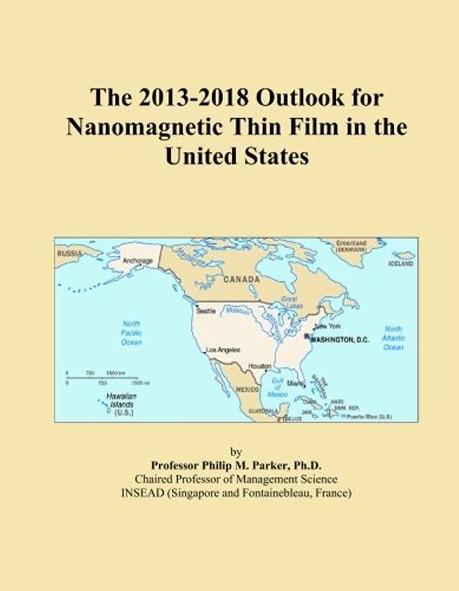 科学回転軌道The 2013-2018 Outlook for Nanomagnetic Thin Film in the United States