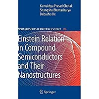 Einstein Relation in Compound Semiconductors and Their Nanostructures (Springer Series in Materials Science)【洋書】 [並行輸入品]