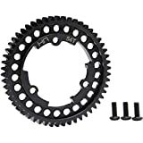Hot Racing ERVT54M01 54t Mod 1 Steel Spur Gear E Revo 2 X-Maxx XO-1