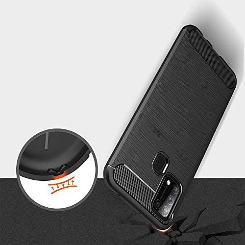 حافظة هاتف ايه 31 من الياف الكربون