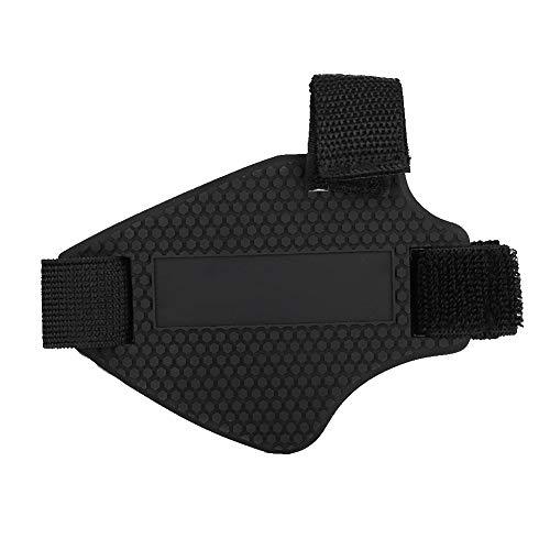 LeKu Motorradzubehör - Gummi Motorradschuhe Stiefel Abdeckung Schutz Schalthebel Schutz Getriebe Schutz Schaltkissen
