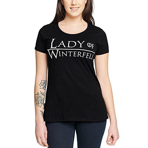 Señora de Invernalia Camiseta de Las...