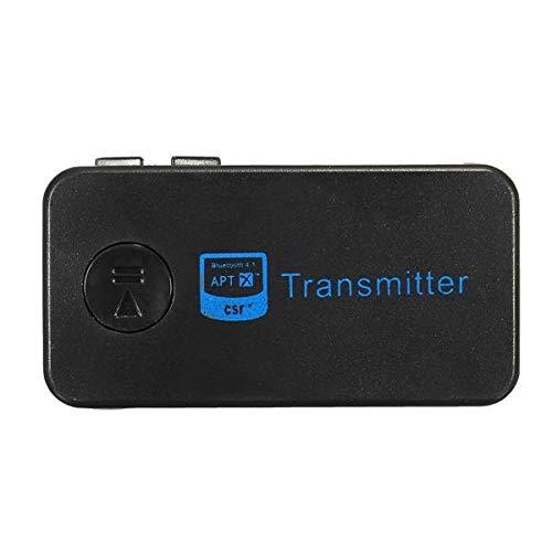 WZhen Ts-Bt35F18 Bluetooth manos libres llamada auxiliar en audio Transimittervs adaptador A2Dp 3.5mm