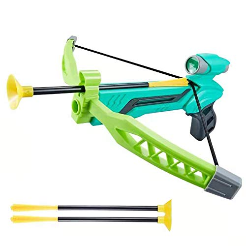 Toy Crossbow, Kids Archery Bow and Arrow Toy Set, Safe Foam Dart Arrows , Toy crossbows Shooter Toy for Boys
