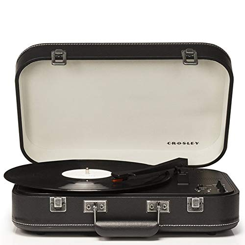 Crosley - Tocadiscos Crosley Coupe Cr6026A Bluetooth Negro