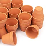 [69 Pack] 2.8' Small Clay Pots Planter...